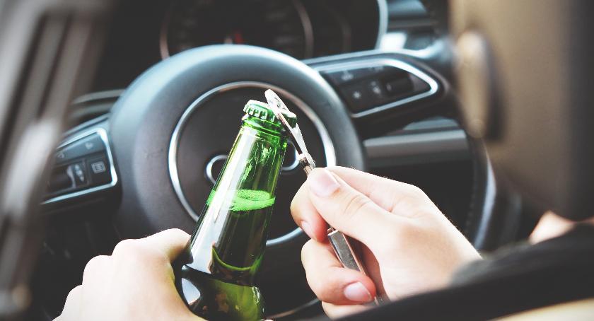 Wzrosła liczba pijanych kierowców