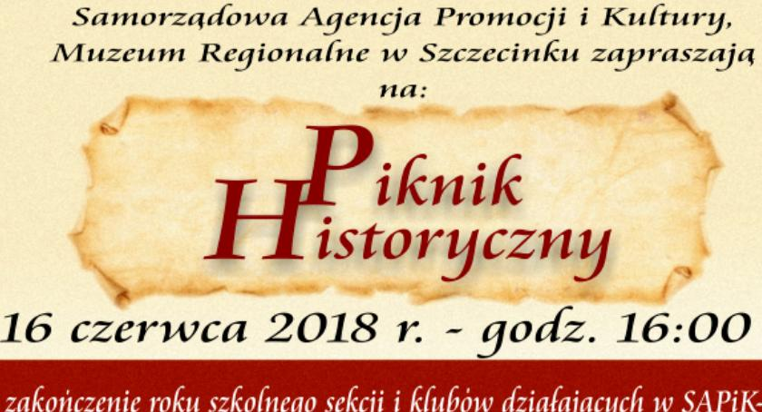 Piknik Historyczny. Zaproszenie