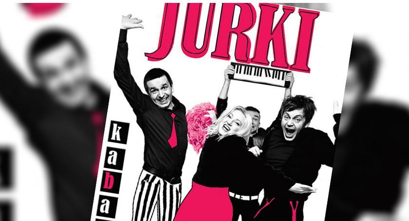 Kabaret Jurki w listopadzie w kinie Wolność!