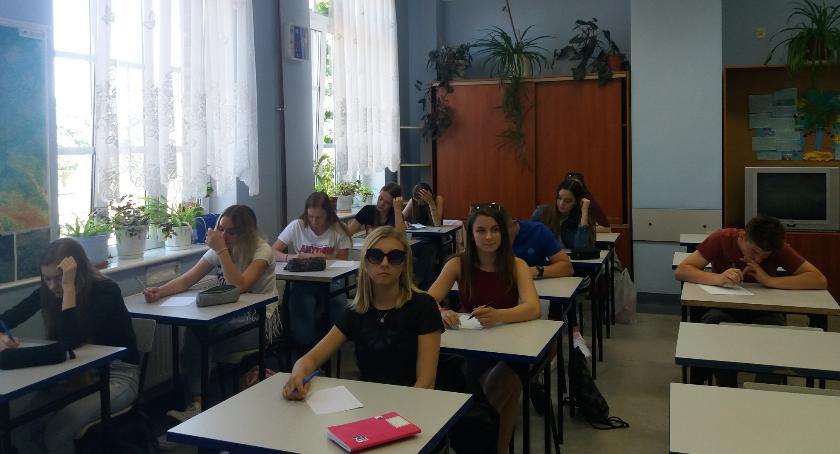 Młodzież chce poznawać dawne dzieje miasta. W ZST odbył się konkurs wiedzy o Szczecinku