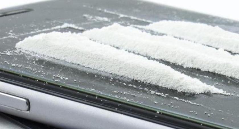 Zatrzymany z 50 gramami amfetaminy