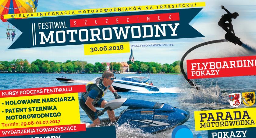 Festiwal Motorowodny ponownie odbędzie się w Szczecinku