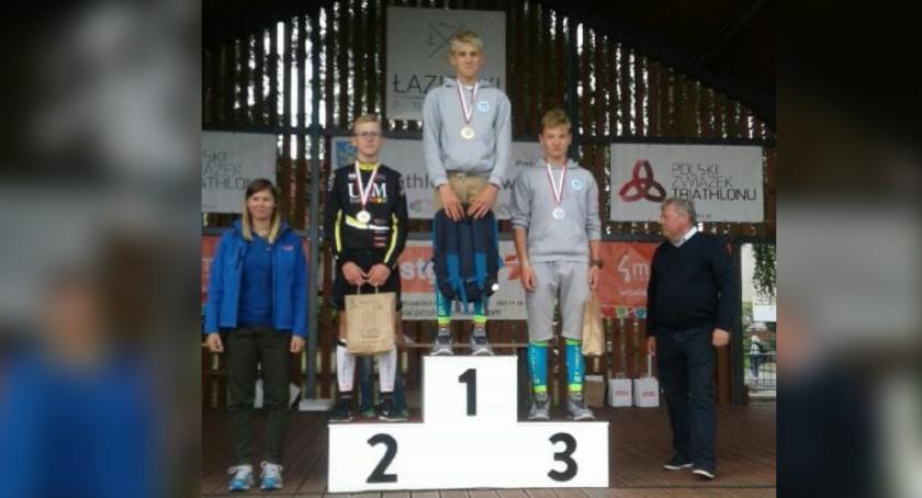 Zawodnicy MKP zdobyli dwa medale w Pniewach