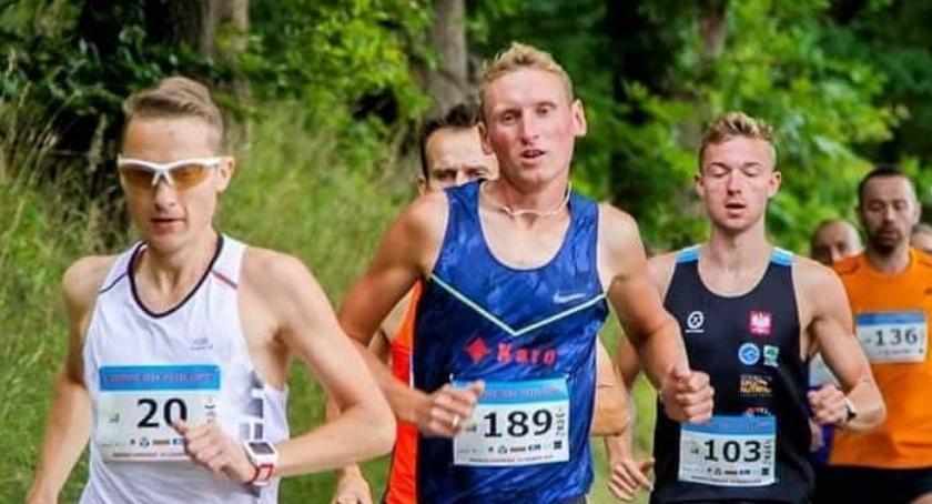 Biegacze ze Szczecinka na wysokich miejscach w Drawsku