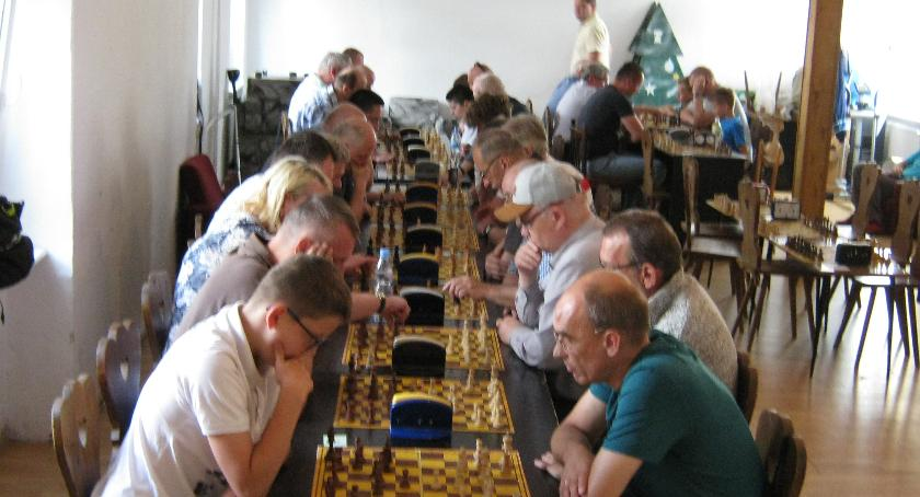Z okazji Dni Szczecinka grali w szachy