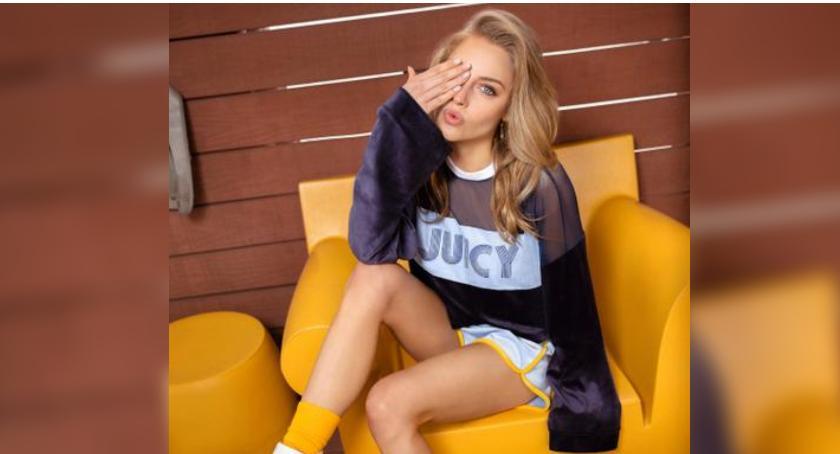 Karolina Pisarek wzięła udział w kampanii Juicy Couture