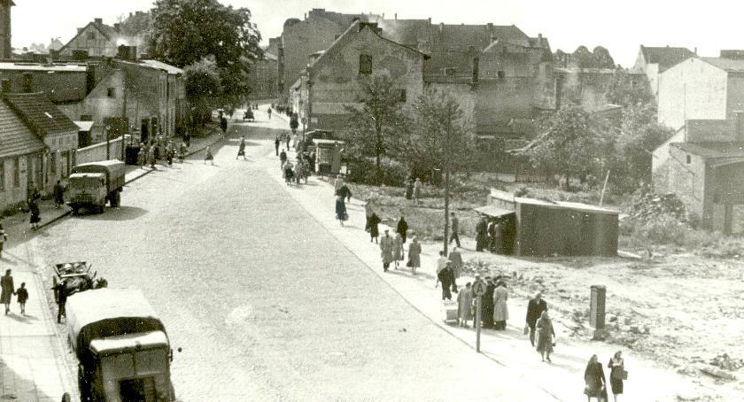 Ulica Żukowa i wódka z
