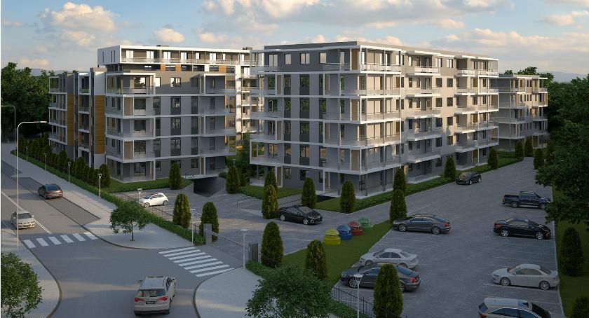 Na Kaszubskiej będą ogrodzone apartamentowce