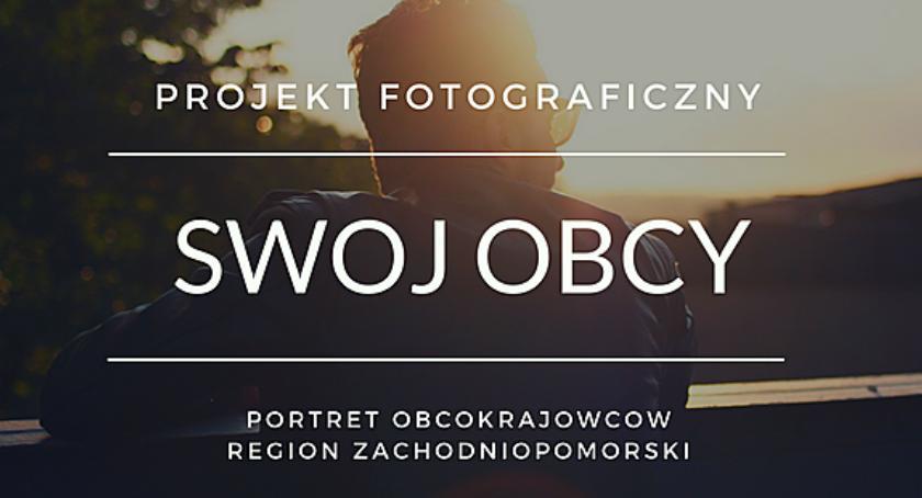 """Fotografik ze Szczecinka i projekt """"Swój Obcy"""". Iwona Aleksandrowicz liczy na głosy!"""