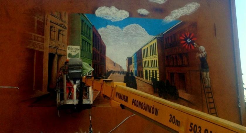 Szczecinek, miasto murali?