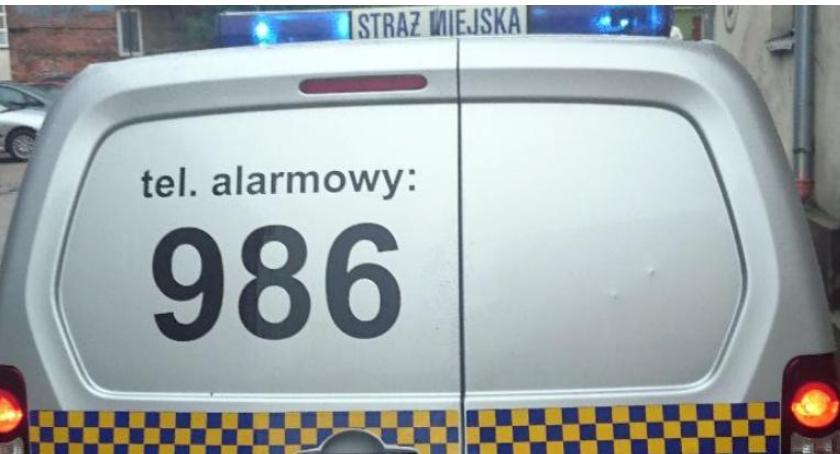 Ktoś w Szczecinku zostawił dwa psy w samochodzie. Na szczęście właściciel szybko się znalazł