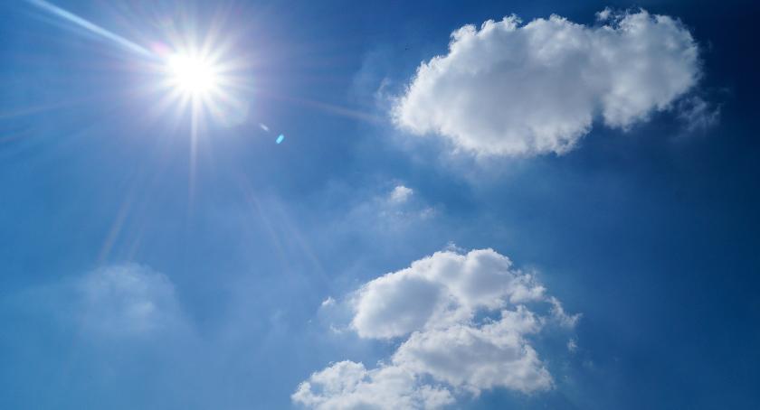 Przez najbliższe dni kolejne upały, później temperatura będzie spadać