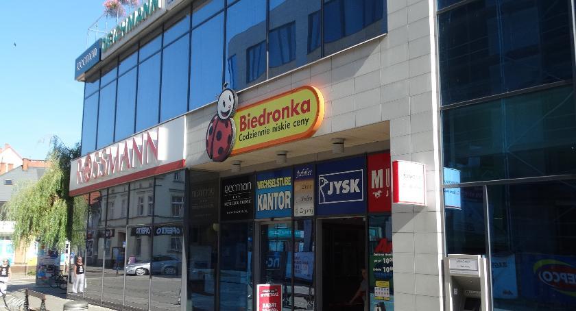 Biedronka w CH Aria ul. Boh. Warszawy w Szczecinku