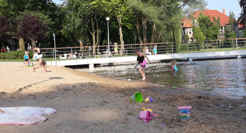 Sanepid o sytuacji w jeziorze Trzesiecko: Czekamy na kolejne wyniki