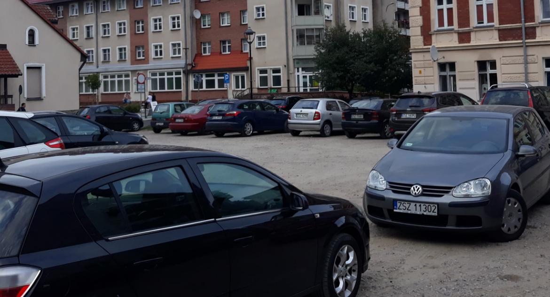 Kiedy likwidacja parking koło ZUS?