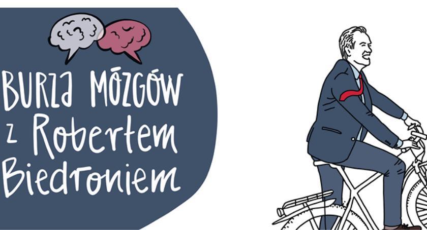 Robert Biedroń wpadnie do Szczecinka