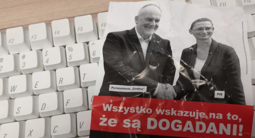 Straszenie PiS-em w Szczecinku właśnie się zaczęło
