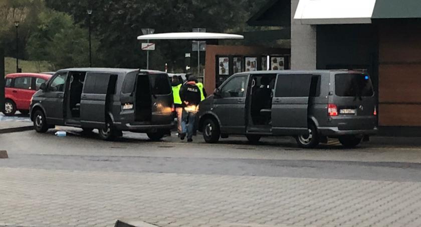 Brawurowa akcja policji w Szczecinku