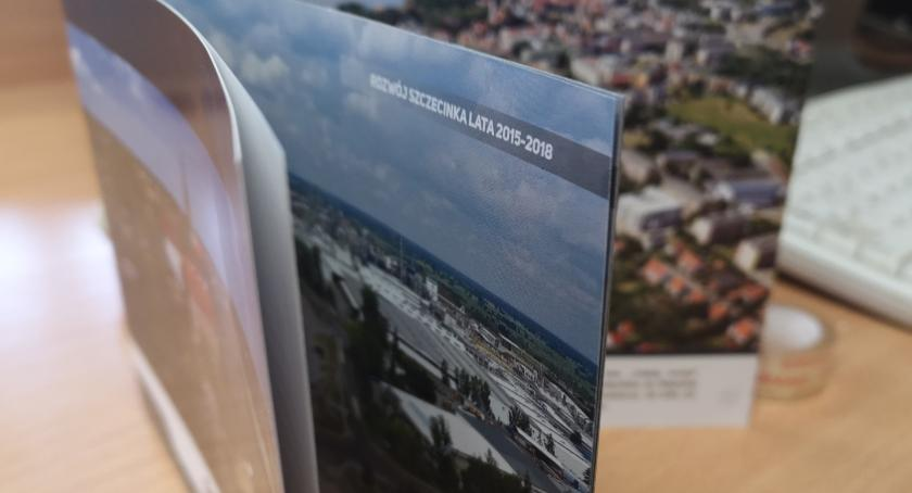 Burmistrz dziękuje mieszkańcom i przesyła folder