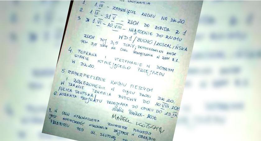 Objazd z Marcelina z wyborami w tle: Do kogo należy sukces negocjacji?