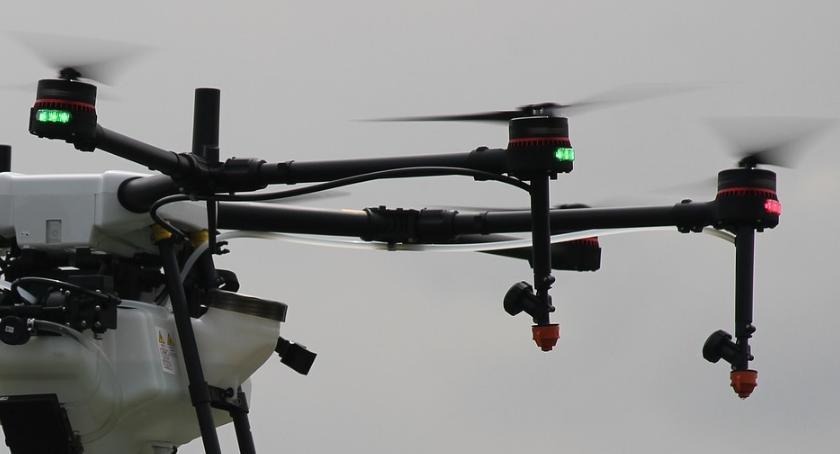 Miejski dron skontroluje mieszkańców. Czyj to pomysł?