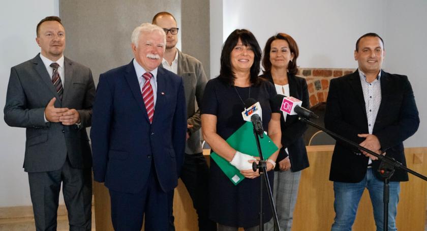 Joanna Pawłowicz obiecuje wsparcie dla przedsiębiorców i zaprasza na otwarte spotkanie z mieszkańcami