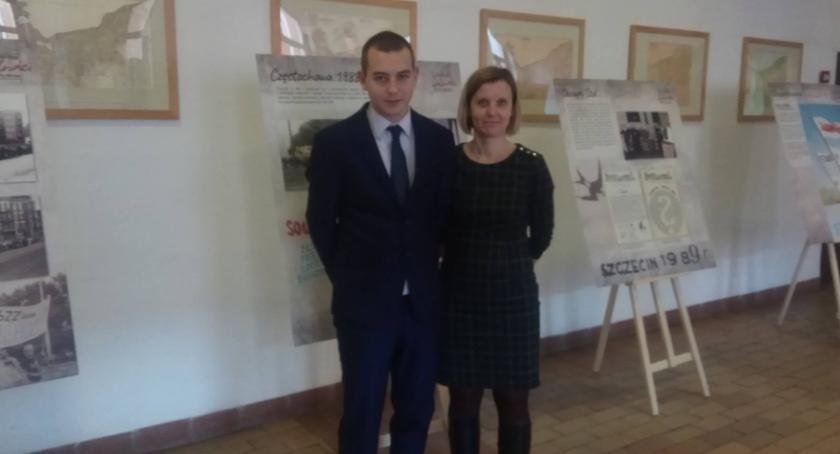 Uczeń ze Szczecinka wśród najlepszych w konkursie
