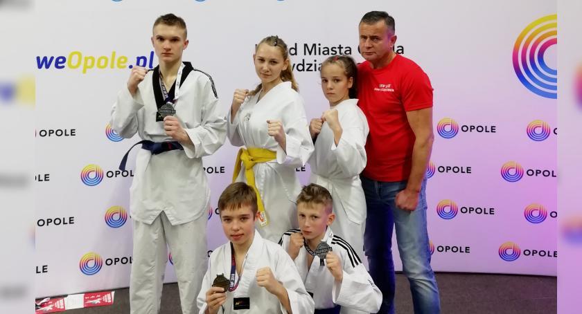 Medale zawodników KSW Szczecinek w Opolu