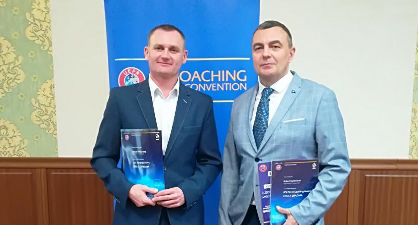 Michał Ponichtera trenerem UEFA A