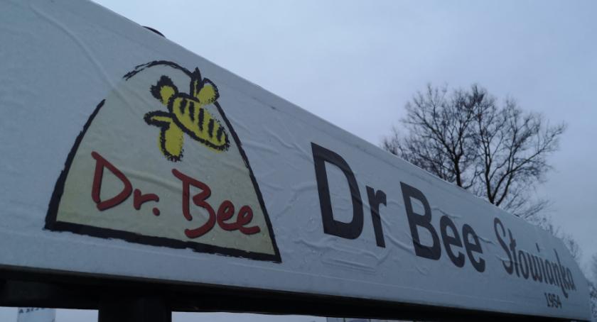 Dr Bee z odciętą wodą