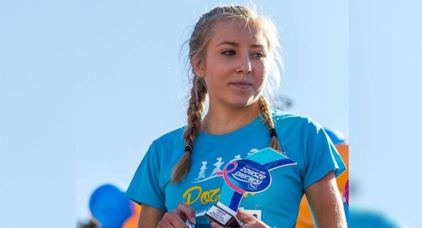 Natalia Kowalik: Wiele się nauczyłam dzięki bieganiu