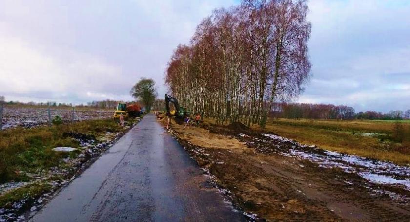 Ponad 2 mln dofinansowania na drogę w Drzonowie