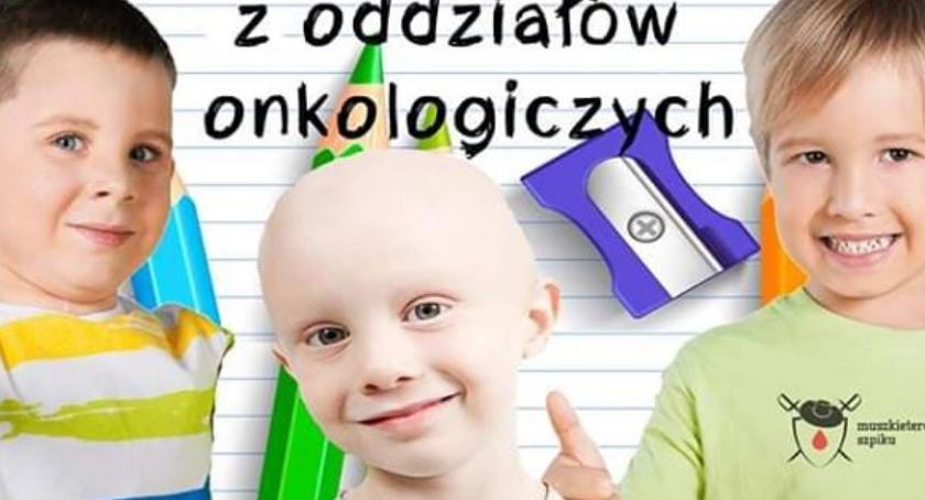 W Szczecinku uczniowie ZS nr 2 i szkolnego internatu zbierali zabawki dla chorych dzieci