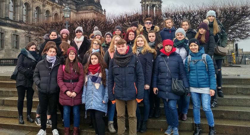 Drezno i Berlin. Uczniowie ze Szczecinka z wizytą na świątecznych Jarmarkach