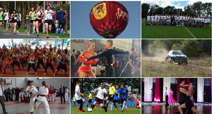 Najważniejsze imprezy sportowe 2018 w Szczecinku. Podsumowanie