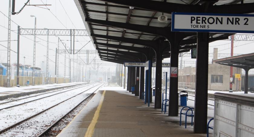 Dworzec PKP w Szczecinku