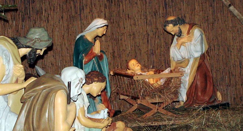 Jak bardzo potrzebujemy Świąt? Szopka bożonarodzeniowa