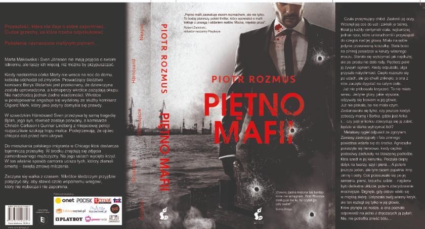 Aktualności, książka Piotra Rozmusa niedługo trafi księgarń jedna bardziej wyczekiwanych premier - zdjęcie, fotografia