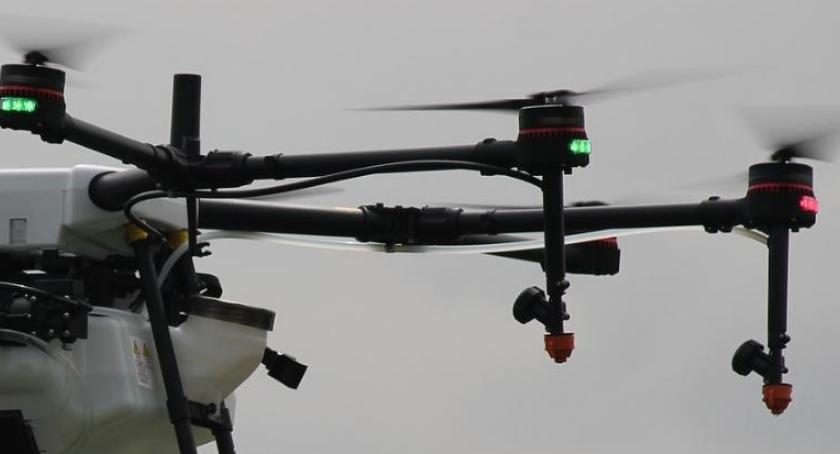 Dron Straży Miejskiej w Szczecinku już w akcji. Na razie nie wykrył nieprawidłowości