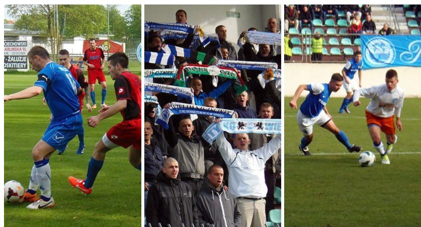 Sezon 2013/2014. Ostatnie piłkarskie derby Szczecinka