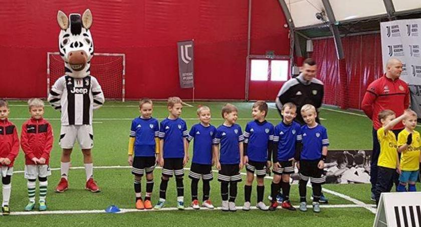 Akademia z rocznika 2012 na Juve Cup w Bydgoszczy