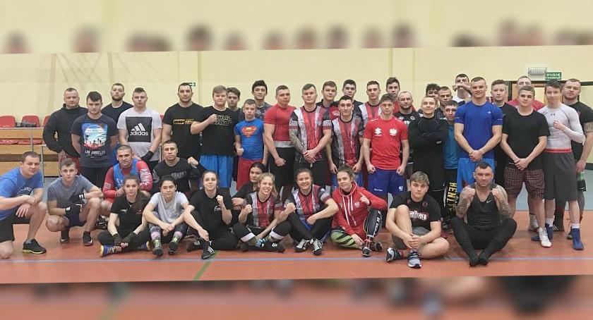 Jeden z najlepszych klubów bokserskich gościł w Szczecinku