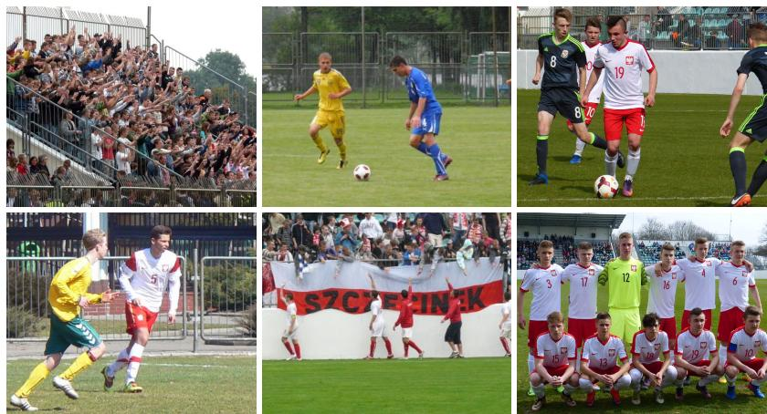 Piłkarskie mecze międzypaństwowe, które odbyły się w Szczecinku
