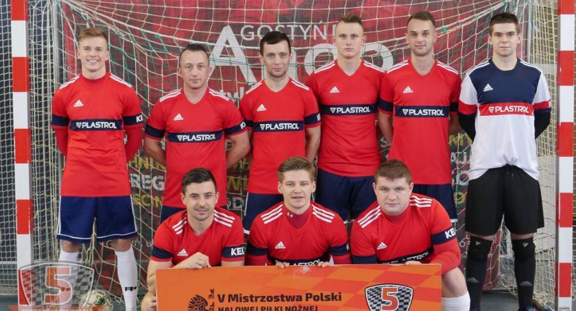 Szczecinecki akcent na Mistrzostwach Polski w futsalu. Plastrol Lotyń dotarł do najlepszej ósemki
