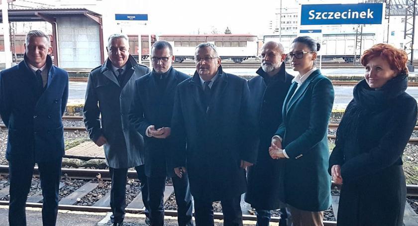 Minister pomoże w przejęciu dworca PKP w Szczecinku. Potem będziemy musieli radzić sobie sami