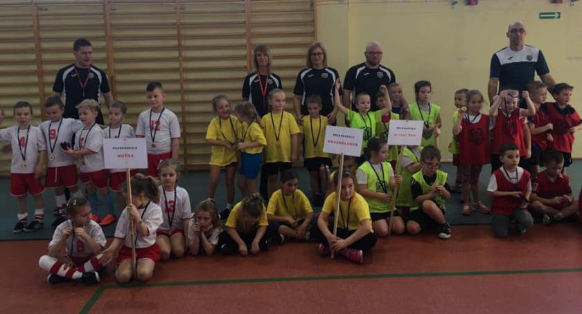 W Szczecinku odbył się pierwszy etap Igrzysk Przedszkolaka. Dobrej zabawy nie brakowało