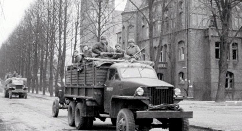 Neustettin, 1945. Armia Czerwona w Szczecinku