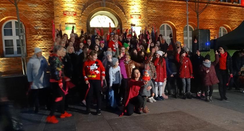 Po raz pierwszy zatańczyli w Szczecinku przeciwko przemocy wobec kobiet i dziewcząt