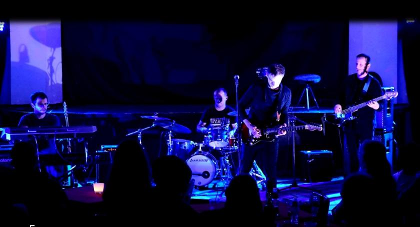 Koncert zespołu Falkenblues w Bornem Sulinowie