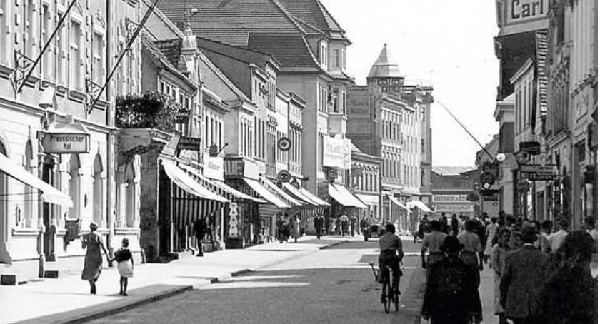 9 Maja, Bartoszewskiego, Preußischerstrasse